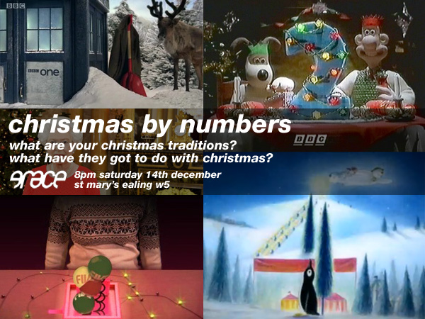Christmas by Numbers 2013